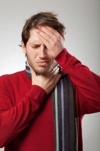Grippe und Schmerzen behandeln in der Praxis Baklayan