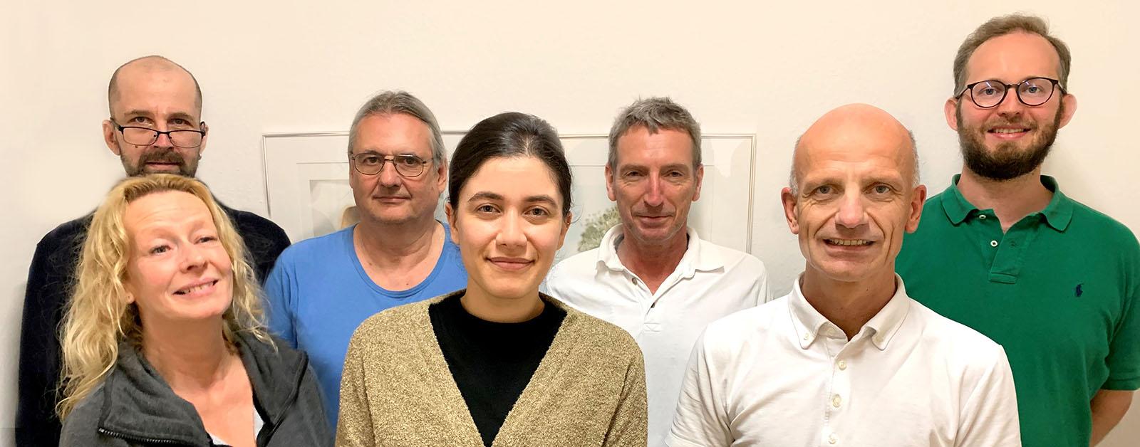 Das Team der Naturheilpraxis Baklayan